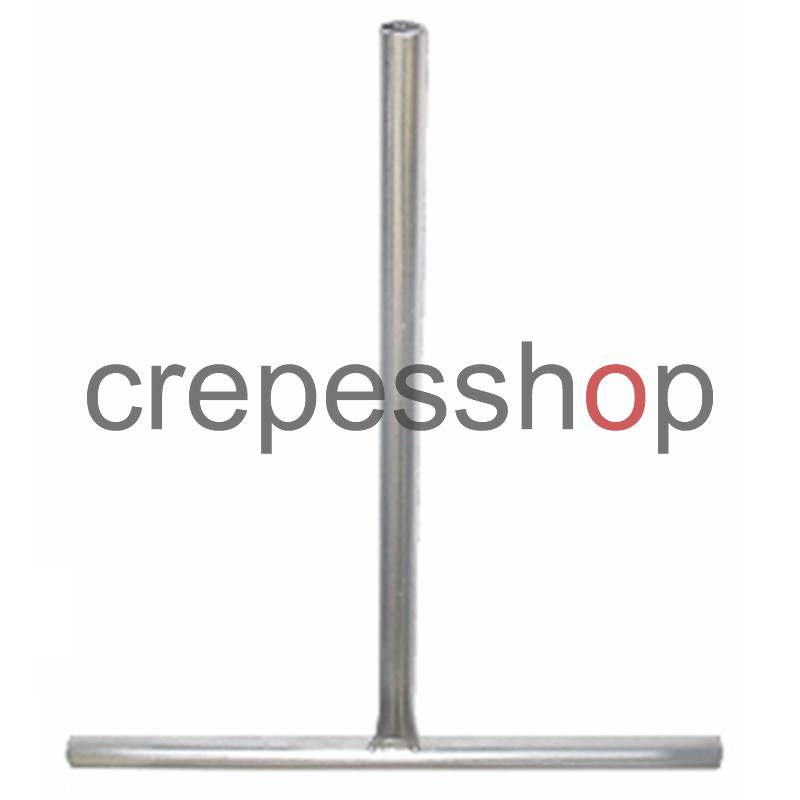 Stainless steel spreaders for crepes